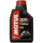 MOTUL 300V 4T 15W50 LT.1