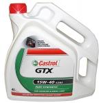 CASTROL GTX 15W40 A3/B3 LT.4